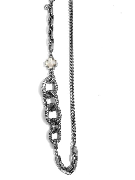 Kette • Nacre Cross | Chain