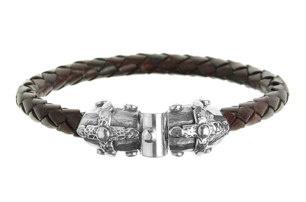 Armband • Lance Cross Jointlock Facetted | 7