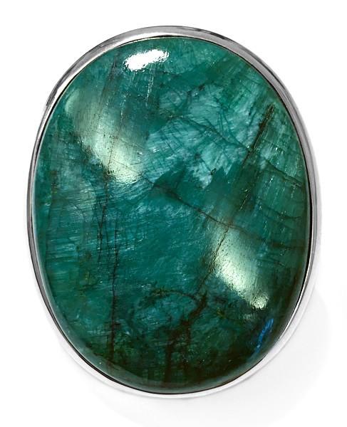 Steinring • Smaragd