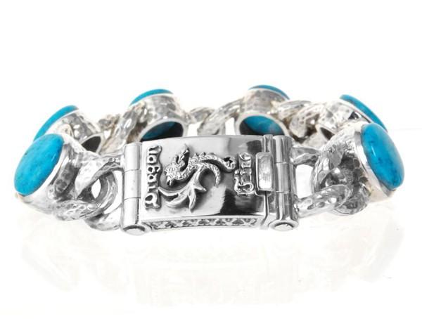 Armband • Oval Stones & Halflinks & Dragonfly Boxlock