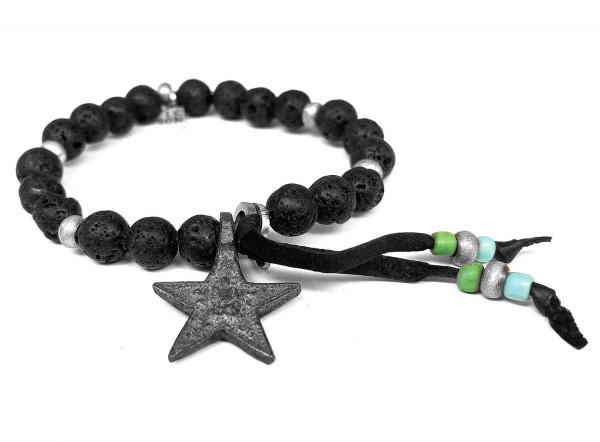 ICON Armband • Star   Lava