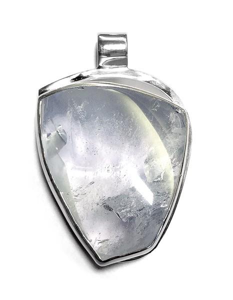 Steinanhänger • Bergkristall