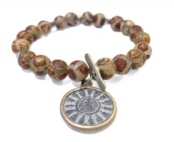 ICON Armband • BUDDHA10 | Agate New