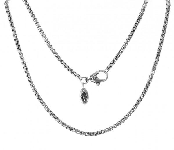 Halskette • Brickschain S | Karabiner XS