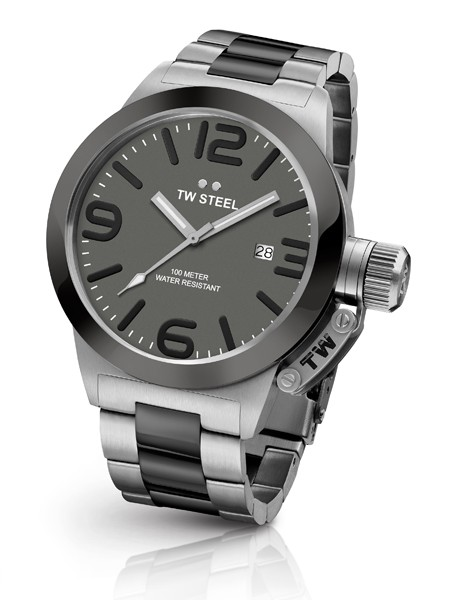 CANTEEN Style • Metal Bracelet Grey | CB202 | CB201