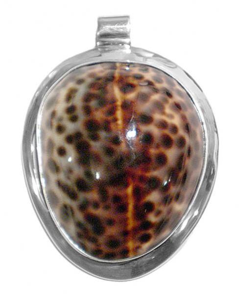 Muschelanhänger • Tigerkauri