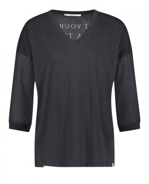 PENN&INK N.Y • Bluse | Shirt PRINT | Quit Your Job...