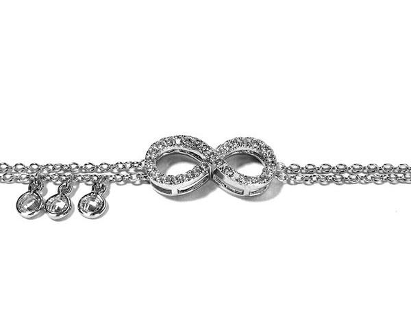Armband • Infinity | Cleef | Cross