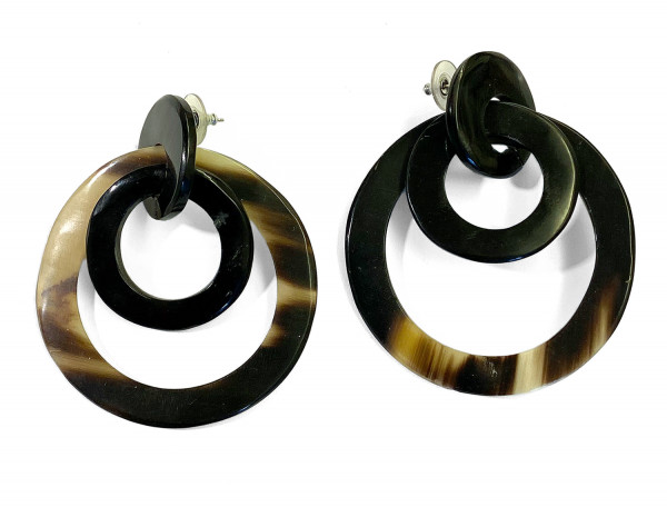 Hornhrringe • 2 Circles