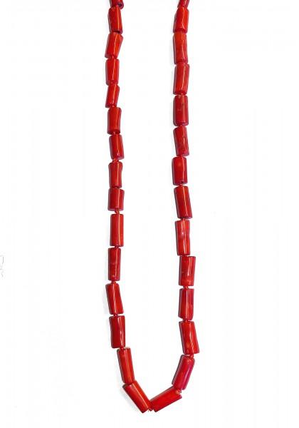 Steinkette • Bambuskoralle | Lang