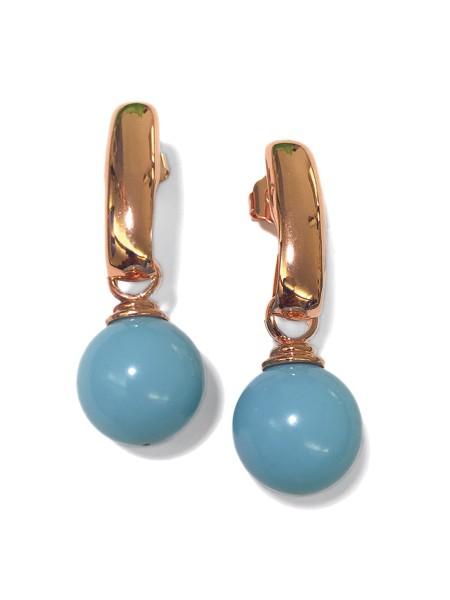 Ohrringe • CORA   Turquoise
