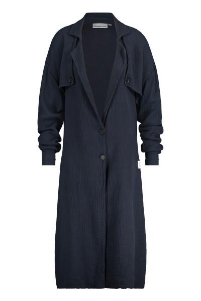 Mantel • Coat Long | Black | S21Main