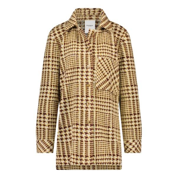 PENN&INK N.Y • Jacke | Jacket W21Main | Karo Tiger Check