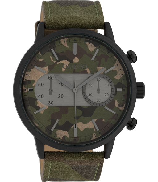OOZOO | Chrono C10068 | Dark Army