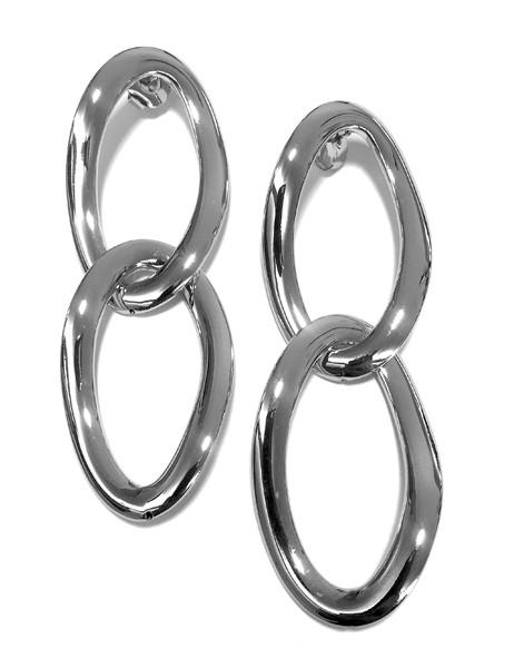 Ohrringe • CORA | Oval Round XL