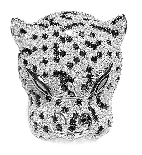 Ring • Panther   XXL