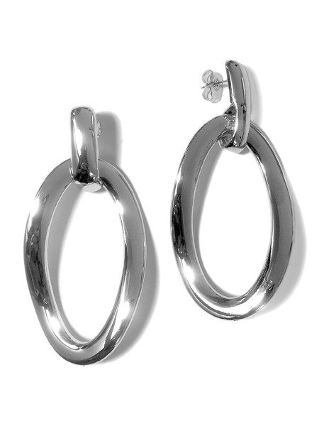 Ohrringe • CORA | Silver