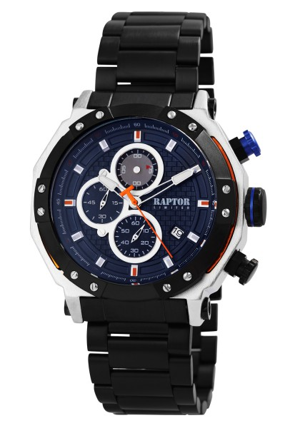 RAPTOR • Analog Herren-Chrono | LIMITED