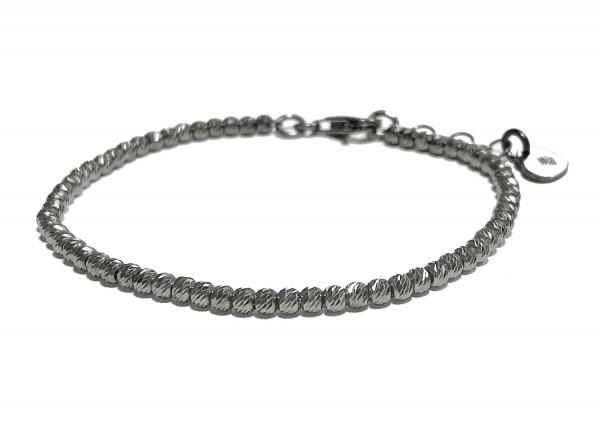 Armband • Black Plattiert | Diamond