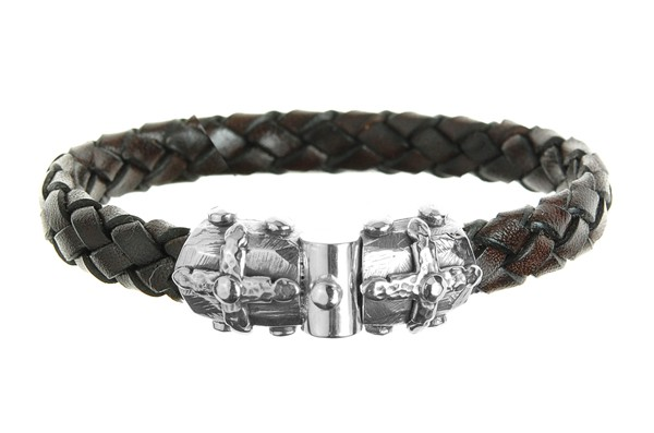 Armband • Lance Cross Jointlock Facetted | 10