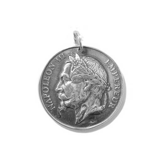 Anhänger • Münze | Napoleon