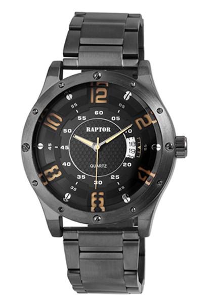 RAPTOR • Analog Herren-Uhr | Stahlband