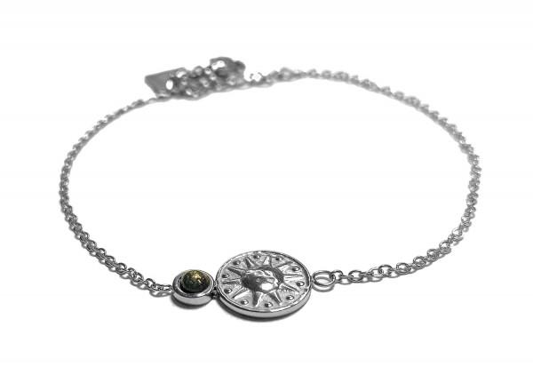 Armband • ZAG | Sun Pyrite