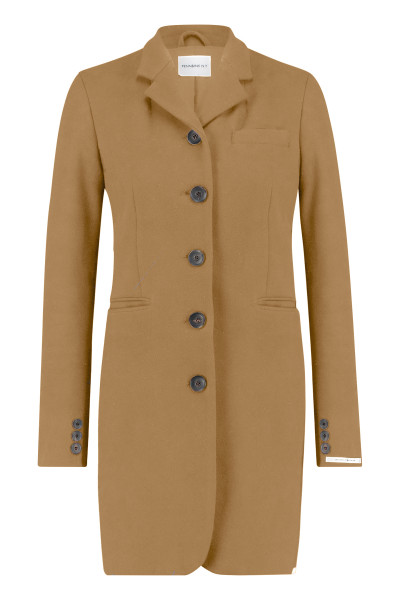 Mantel • Coat | W20M • Camel | Navy