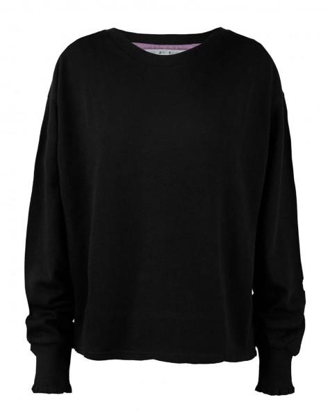 Sweatshirt • LJV Basic   NYC Slub French Terry • Oversized   Organic Cotton