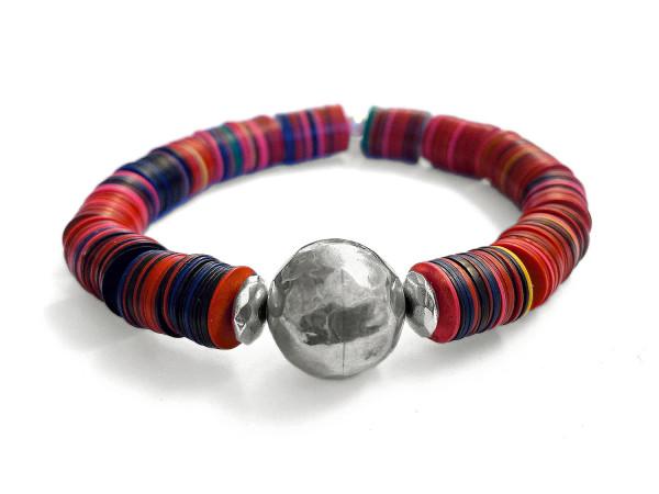 Armband • Ethno | Bakalite Multi | Matt