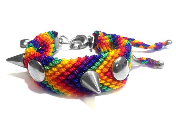 VAIN LUXURIES | Armband • Vainkiller 2.0 | Rainbow