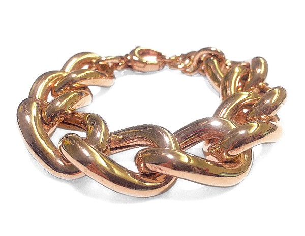 Armband | Kette • 925 Sterling Silber | Rosé plattiert