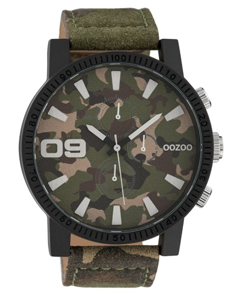 OOZOO | Chrono C10066 | Dark Army