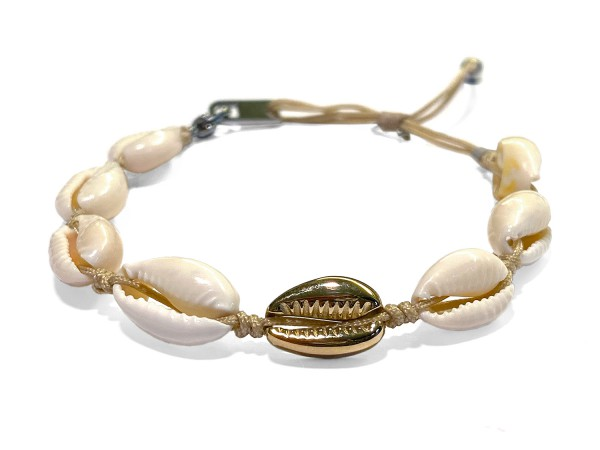 Armband • ZAG | Shell Gold