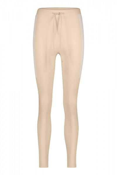 PENN&INK N.Y • Legging | Hose W21Main | Stripe Oatmeal | Sand