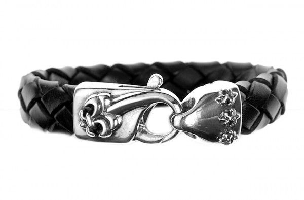 Armband • Lobster Claw & Lily | Edge 13