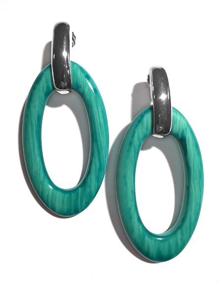 Ohrringe • CORA | Turquoise Silve