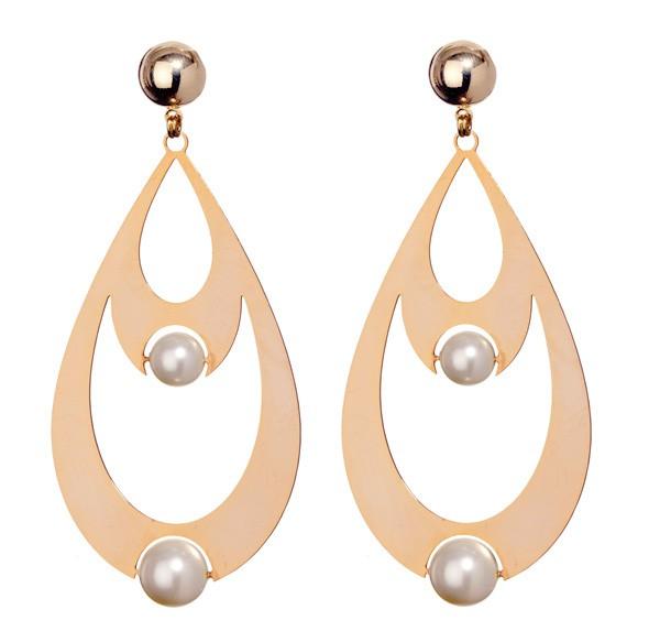 Ohrringe • Retro Pearls | Leetal Kalamanson