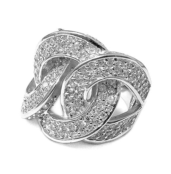 Ring • Chain | Pavé