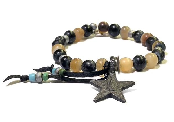 ICON Armband • STAR   Horn