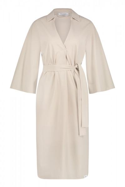 PENN&INK N.Y • Kleid | Dress W21Main | Sand
