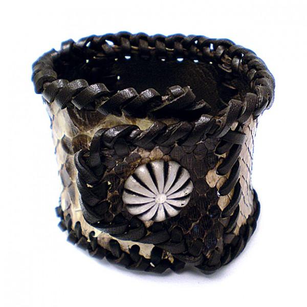 Armband • AMO.   Python   breit