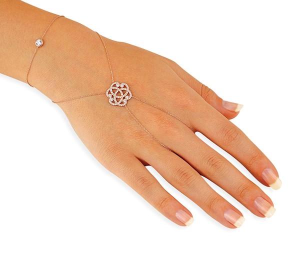 Handkette • Serenity Shahmaran Bracelet
