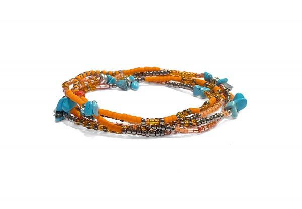 ICON Armband • 5 Wrap | Arizona | Orange