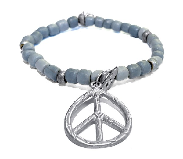 ICON Armband • JAVA PEACE | Grey