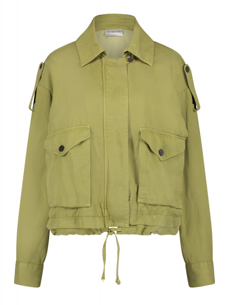 Jacke • Jacket Cargo | S21Main | Aloe