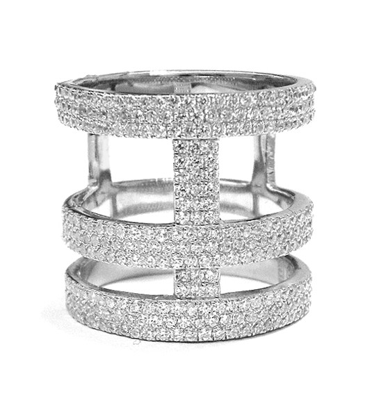 Ring • Elite | Pavé