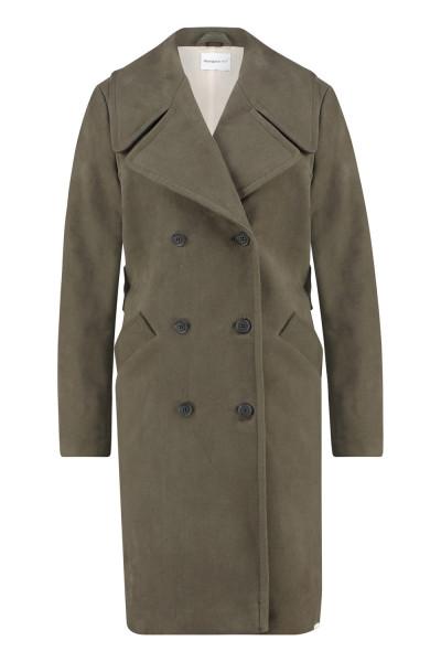 Mantel • Coat | W20M | Khaki