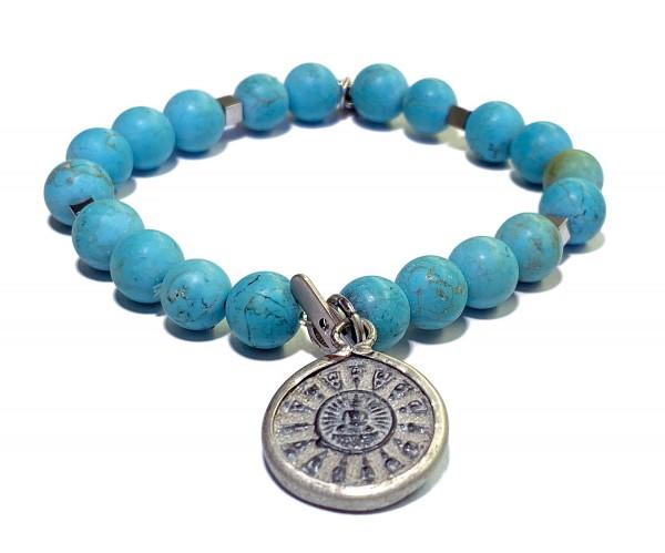 ICON Armband • BUDDHA10 | Turquoise
