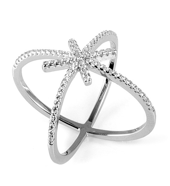 Ring • Stella | White | Black